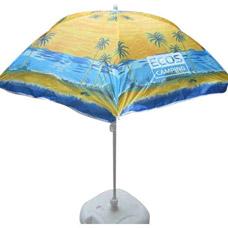 Пляжный зонт Ecos BU-02 150x6см, складная штанга 155см арт. 999352Зонты<br><br>