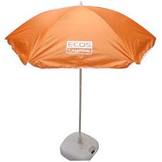 Пляжный зонт Ecos BU-05 160x6см, складная штанга 170см арт. 999355Зонты<br><br>