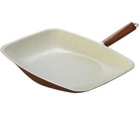 Сковорода для рыбы Winner WR-6651 37x27смКерамические сковороды<br><br>