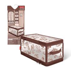 Кофр для хранения с застёжкой-молнией, 30x15x15см, Travelling Valiant TR-ZIP-SТовары для гардероба<br><br>