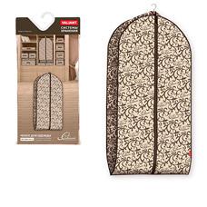 Чехол для одежды объемный, малый, 60x100x10см, Classic Valiant CL-CV-100Товары для гардероба<br><br>