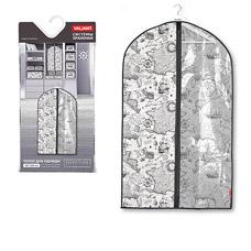 Чехол для одежды с прозрачной вставкой, малый, 60x100см, Expedition Valiant EX-CW-100Товары для гардероба<br><br>