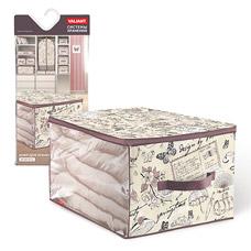 Кофр для хранения, большой, 60x50x35см, Romantic Valiant RM-CB-MТовары для гардероба<br><br>