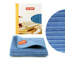 Салфетка для уборки 30x30 см голубая Valiant H38-BТовары для уборки<br><br>
