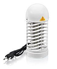Лампа-ловушка для уничтожения летающих насекомых Help 80401Средства против вредителей<br><br>