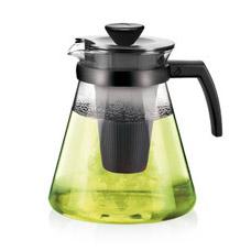 Стеклянный чайник Teo 1,7 л, с ситечками Tescoma 646624Напитки<br><br>