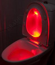 Ночник с датчиком движения Ночной снайпер Bradex TD 0321Товары для ванной комнаты<br><br>