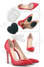 Набор стелек силиконовых для обуви Bradex KZ 0239Комфорт для ног<br><br>