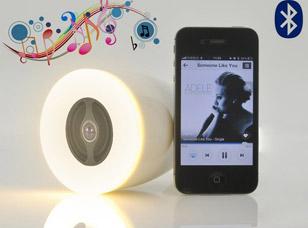 LED-лампа с Bluetooth-динамиком 31Век PM-888Лампы<br><br>
