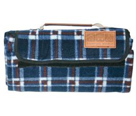 Покрывало для пикника Camping World Comforter Blanket (blue) арт. BK-001Товары для пикника<br><br>