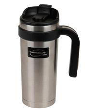 Кружка-термос Thermos thermocafe Navy Travel Mug 0,47л арт. 918314Термосы<br><br>