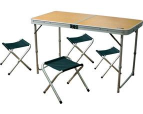 Стол Camping World Convert Table Plus 4 арт. TC-019Разное<br><br>