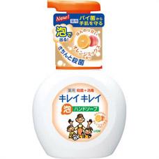 Жидкое мыло Lion KireiKirei антибакт.для рук с аромат.цитрусовых/250мл 4903301176879Бытовая химия<br><br>
