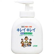 Жидкое мыло Lion KireiKirei антибакт.для рук с маслом розмарина/250мл 4903301176817Бытовая химия<br><br>