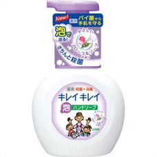 Жидкое мыло Lion KireiKirei антибакт.для рук с цветочным ароматом/250мл 4903301176909Бытовая химия<br><br>