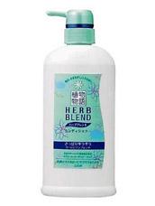 Кондиционер Lion Herb blend для волос со сбором европейских трав/550мл 4903301326397Японская косметика<br><br>