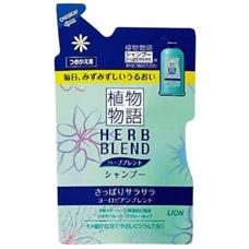 Шампунь Lion Herb Blend  для волос со сбором европейских трав  400мл 4903301326342Японская косметика<br><br>