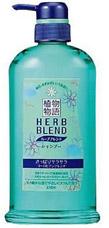 Шампунь Lion Herb blend для волос со сбором европейских трав 550мл 4903301326199Японская косметика<br><br>