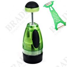 Измельчитель механический с овощечисткой Bradex TK 0057Измельчители кухонные<br><br>