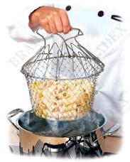 Решетка для приготовления пищи Шеф Баскет Bradex TK 0143TV товары для кухни<br><br>