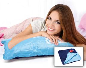 Подушка охлаждающая Bradex KZ 0293Подушки массажные<br><br>