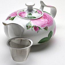 Заварочный чайник Mayer&amp;Boch MB-21151, 1л ПионыЗаварочные чайники<br><br>