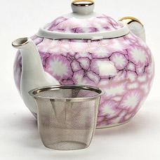 Заварочный чайник Mayer&amp;Boch MB-21121, 1л РозыЗаварочные чайники<br><br>