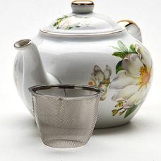 Заварочный чайник Mayer&amp;Boch MB-21125, 1л ПионыЗаварочные чайники<br><br>