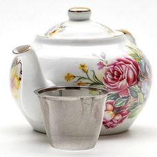Заварочный чайник Mayer&amp;Boch MB-21126, 1л РозыЗаварочные чайники<br><br>