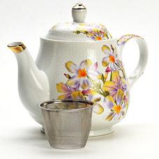 Заварочный чайник Mayer&amp;Boch MB-21139, 1л РомашкаЗаварочные чайники<br><br>