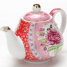 Заварочный чайник Lorraine LR-24556, 1л ЦветокЗаварочные чайники<br><br>