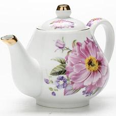 Заварочный чайник Lorraine LR-24557, 1л ТюльпанЗаварочные чайники<br><br>