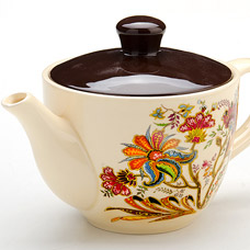 Заварочный чайник Lorraine LR-24858 920мл УзорСервировка стола<br><br>