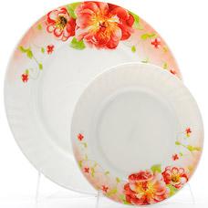 Набор тарелок Lorraine LR-23686, 7прСервировка стола<br><br>
