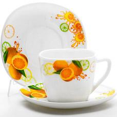 Чайный набор Lorraine LR-24108, 12пр ЛимонСервировка стола<br><br>
