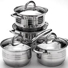 Набор посуды Mayer&amp;Boch MB-24040, 8пр 2+2+2,8+3,8лПосуда<br><br>