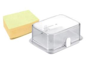 Kонтейнер для холодильника Purity, масленка Tescoma 891830Хранение и упаковка продуктов<br><br>