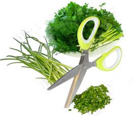Ножницы для зелени с 5 лезвиями Bradex TK 0172TV товары для кухни<br><br>