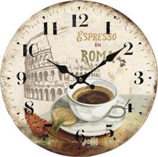 Часы настенные Кофе Irit IR-641Настенные часы<br><br>
