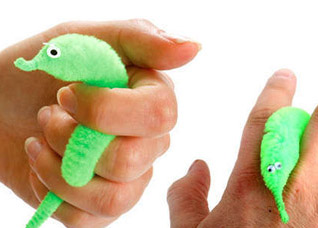 Волшебный червячок Magic Worm 31Век EL-SL3000игрушки<br><br>