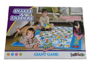 Детский игровой коврик Змеи и лестницы 31Век 1224игрушки<br><br>