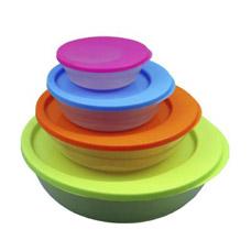 Набор пластиковых контейнеров Irit IRH-022PХранение продуктов<br><br>
