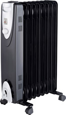 Радиатор масляный Sakura SA-0379BОбогреватели<br><br>