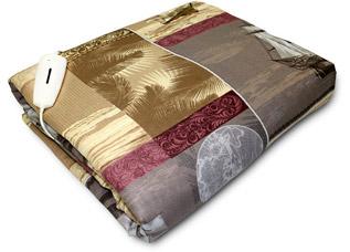 Одеяло электрическое 145х185см Инкор арт.78004Бельё с подогревом<br><br>