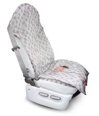Обогреватель автомобильного сидения (для дальнобойщиков) 52х130см Инкор арт.78008Бельё с подогревом<br><br>