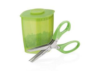 Ножницы для зелени Presto 15 cм, с емкостью Tescoma 888221Обработка продуктов<br><br>