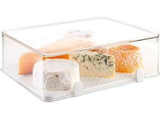 Kонтейнер для холодильника Purity, для сыра Tescoma 891828Хранение и упаковка продуктов<br><br>