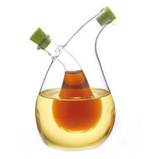 Бутылочка 75 / 350 мл для масла и уксуса 2- в -1 Fissman 7522Кухонные аксессуары<br><br>