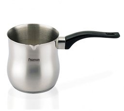 Турка для варки кофе 8 x 9 см / 450 мл Fissman 7806Чайники и термосы<br><br>