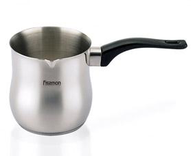 Турка для варки кофе 10 x 12 см / 900 мл Fissman 7807Чайники и термосы<br><br>